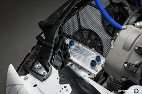 Niedrige Öltemperatur S65 Wärmetauscher