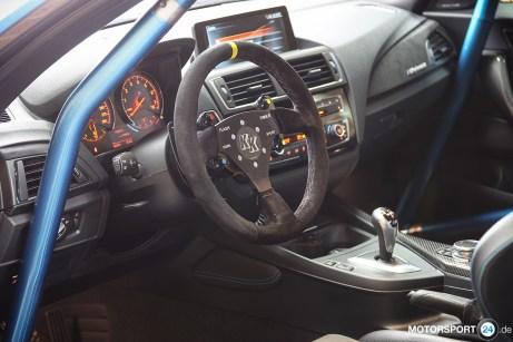 Paddle Shift Lenkrad für BMW M2 F87