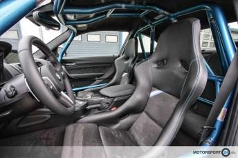 BMW M2 F87 Roll Cage