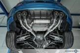 BMW M2 F87 Remus Cat-Back Sportauspuffanlage