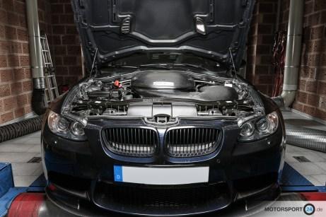 BMW M3 E90 Carbon Airbox S65 Clubsport