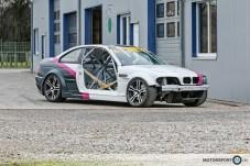 Rennfahrzeug-Bau BMW M3 E46 GTR