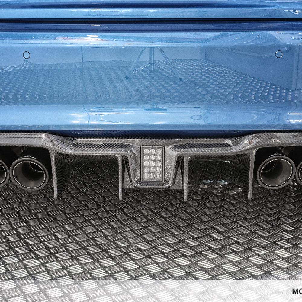 BMW M2 F87 DTM Style Diffusor Carbon kaufen