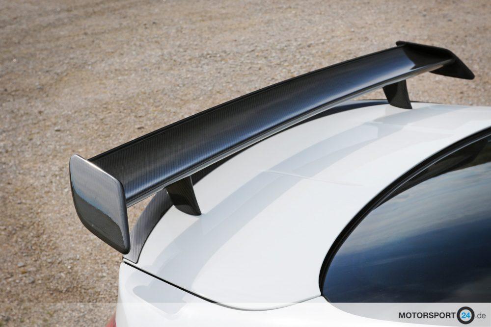 BMW M2 F87 / M235i Heckflügel Carbon