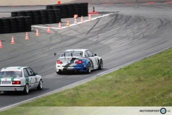 Rennwagen BMW M3 E46 GTR zu verkaufen