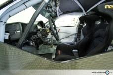 Race Car Interior BMW M3 E46 GTR