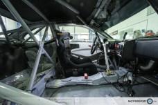 Rennwagen BMW M3 E46 GTR Interieur