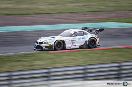 BMW Z4 GT3 Racing Nürburgring
