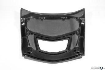Carbon Fiber bonnet for Corvette C7 Z 06