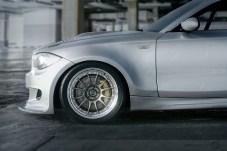 BMW 135i E82 NTM Felgen