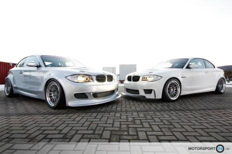 BMW 135i E82 / BMW 1M Coupé NTM Felgen