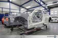 Neuer BMW M4 GTR Rennwagen