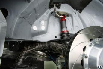 BMW M4 GTR INTRAX 4-Way Bremsenbelüftung