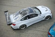 Leichtes Carbon Dach BMW M4 F82