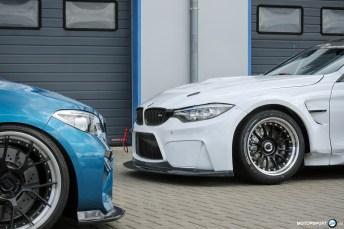 BMW M2 / BMW M4 NTM Felgen