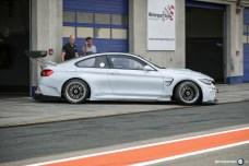 New BMW M4 GTR 2007