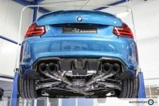 Carbon Rear Diffusor BMW M2 F87 DTM Style
