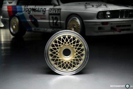 BMW M3 E30 Gruppe A Felgen