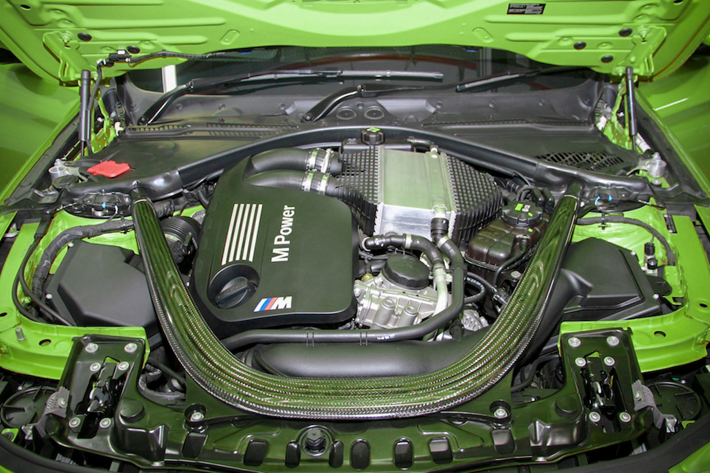 Sold Bmw M4 S55 Competition Motor 450 Ps Bmw M Tuning