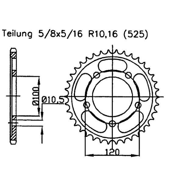 Lichtmaschine Aprlia Futura, Capo Nord, RSV 1000, Tuono