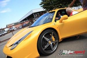 Ferrari 458 Italia in azione da Motorsport Maranello