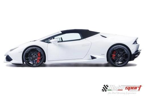 Lamborghini Hurácan Test Drive Maranello