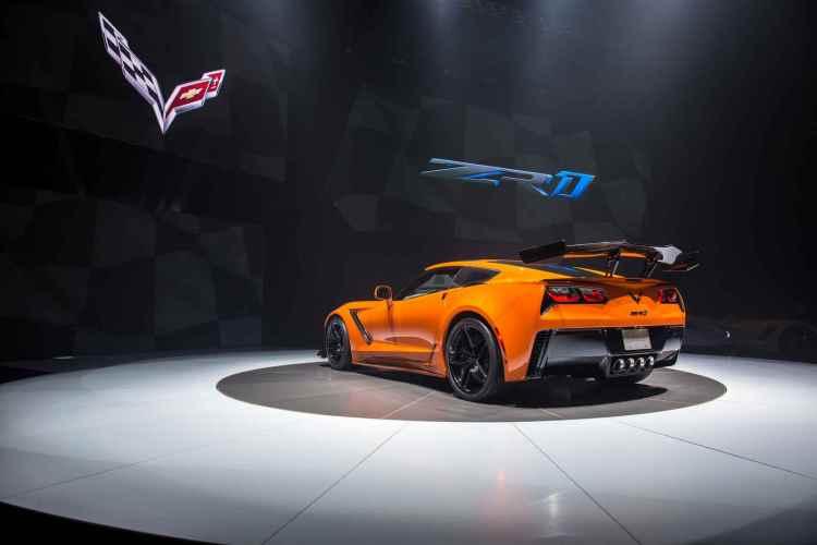 In occasione della presentazione di Dubai è stata rivelata la colorazione Sebring Orange
