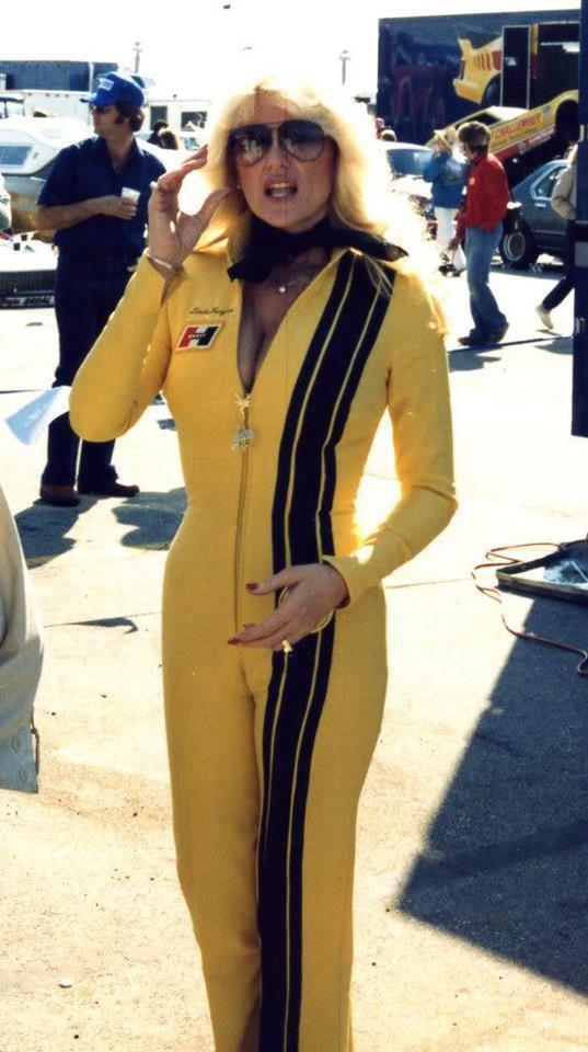 Linda Vaughn  The best of Miss Hurst Golden Shifter