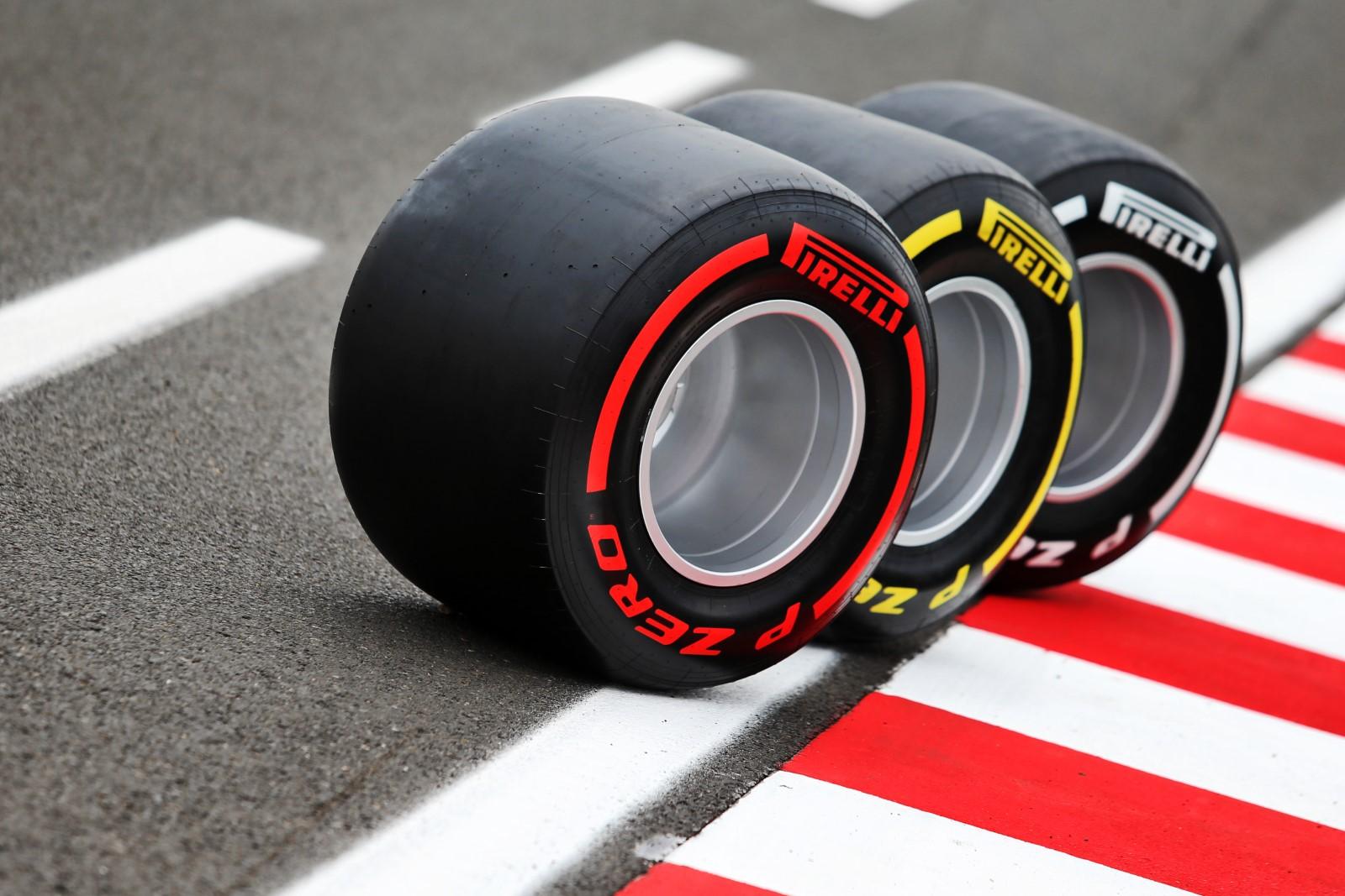 Hardest Tyres For Mugello Softest For Sochi Motorsport Week