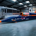Bloodhound SSC: the 1000 mph car
