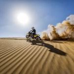 CS Santosh's Dakar 2016 wasn't a success. Wasn't a failure either.