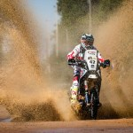 Dakar 2017 was CS Santosh's coming of age