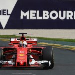 Ferrari draws first blood in Australia