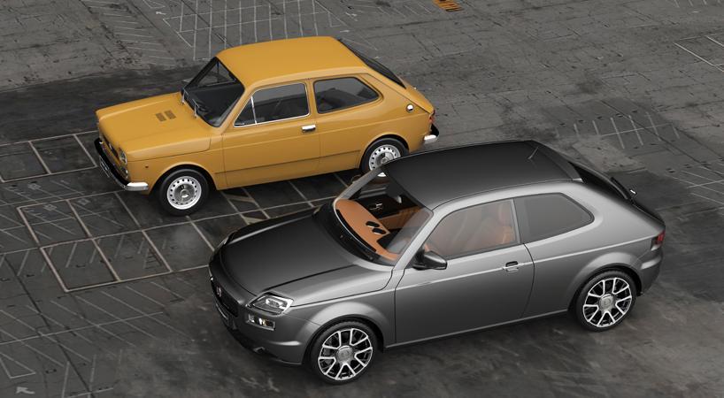 Será desta o regresso do Fiat 127?