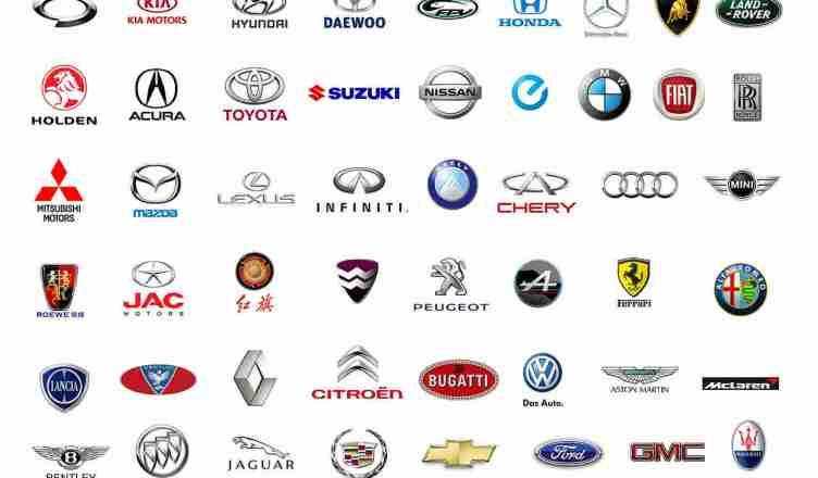 Quais as marcas de carros dos nossos leitores for Marcas de coches