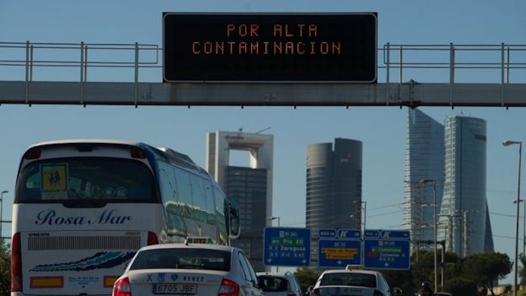 Cidade do México, Paris, Madrid e Atenas vão banir carros a diesel já em 2025