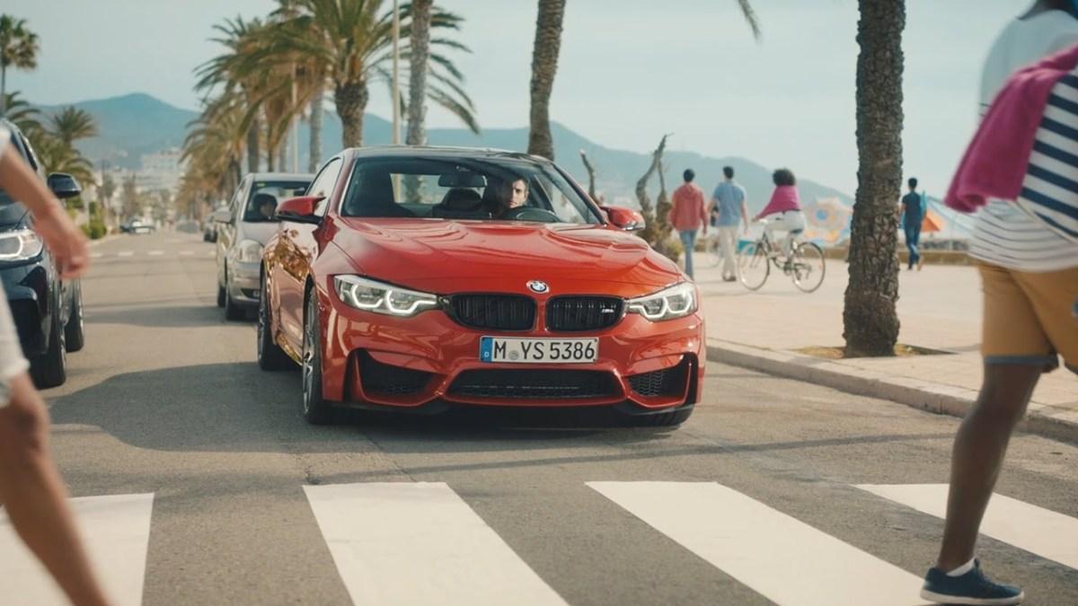 Nova publicidade da BMW mostra o problema dos carros rebaixados