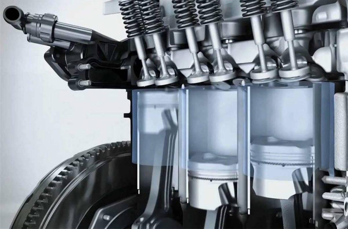 Porque é que a cilindrada de um motor e porque é que nunca é exacta?