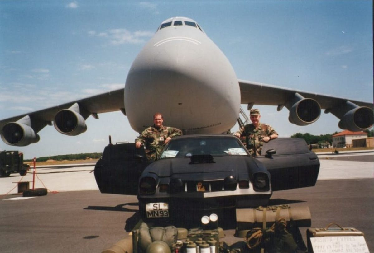 Ghost Car: o carro herói na guerra da Bosnia