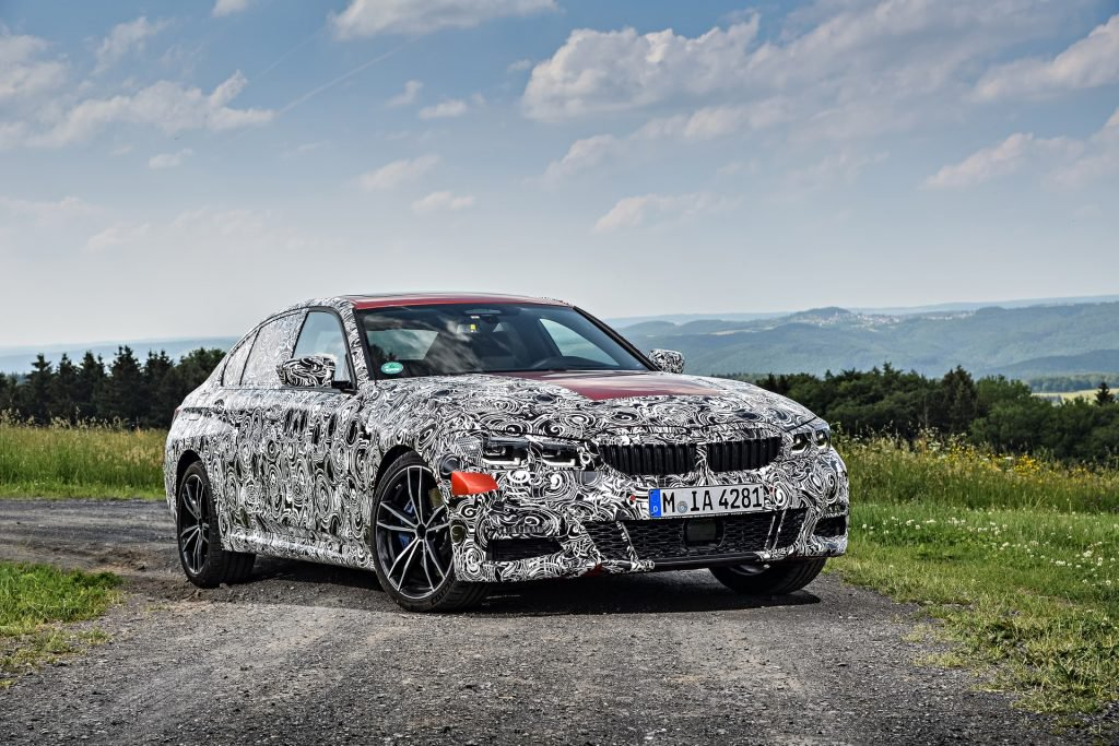A BMW quer por o serie 3 novamente na moda