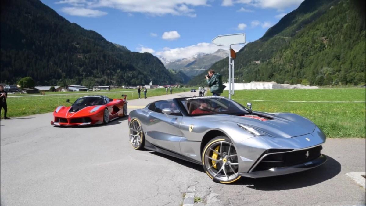 Será este um dos melhores encontros de super-carros que já vimos?