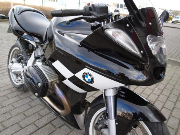 BMW R110S BoxercupFlag fairing stickersChoose your