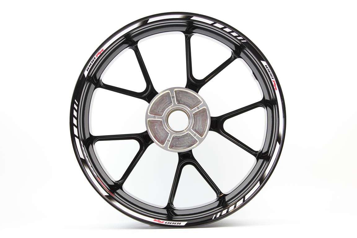 Rim striping SpecialGP Honda CBR 1000RR in the colors