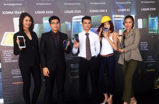 Acer PH brings new affordable Smartphones