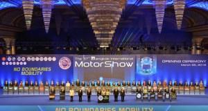 The 37th Bangkok International Motor Show unveiled