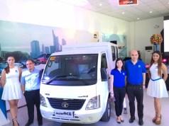 Tata Motors Cainta now selling CV vehicle Super Ace