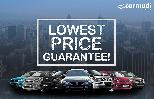 Lowest Prices Guaranteed on Carmudi.com.ph