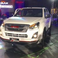 Isuzu PH scores high with the new pickup D-Max X-series