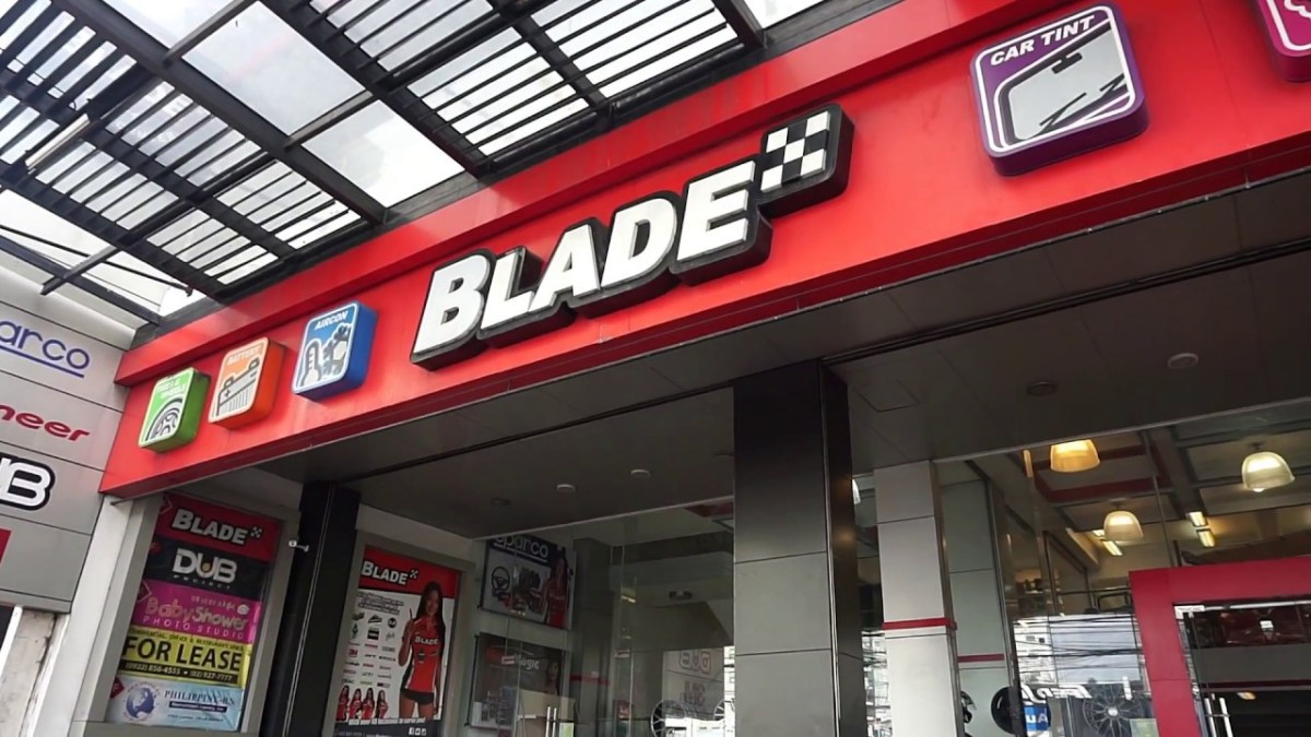 Blade is making a big difference in car care accessories in the PH