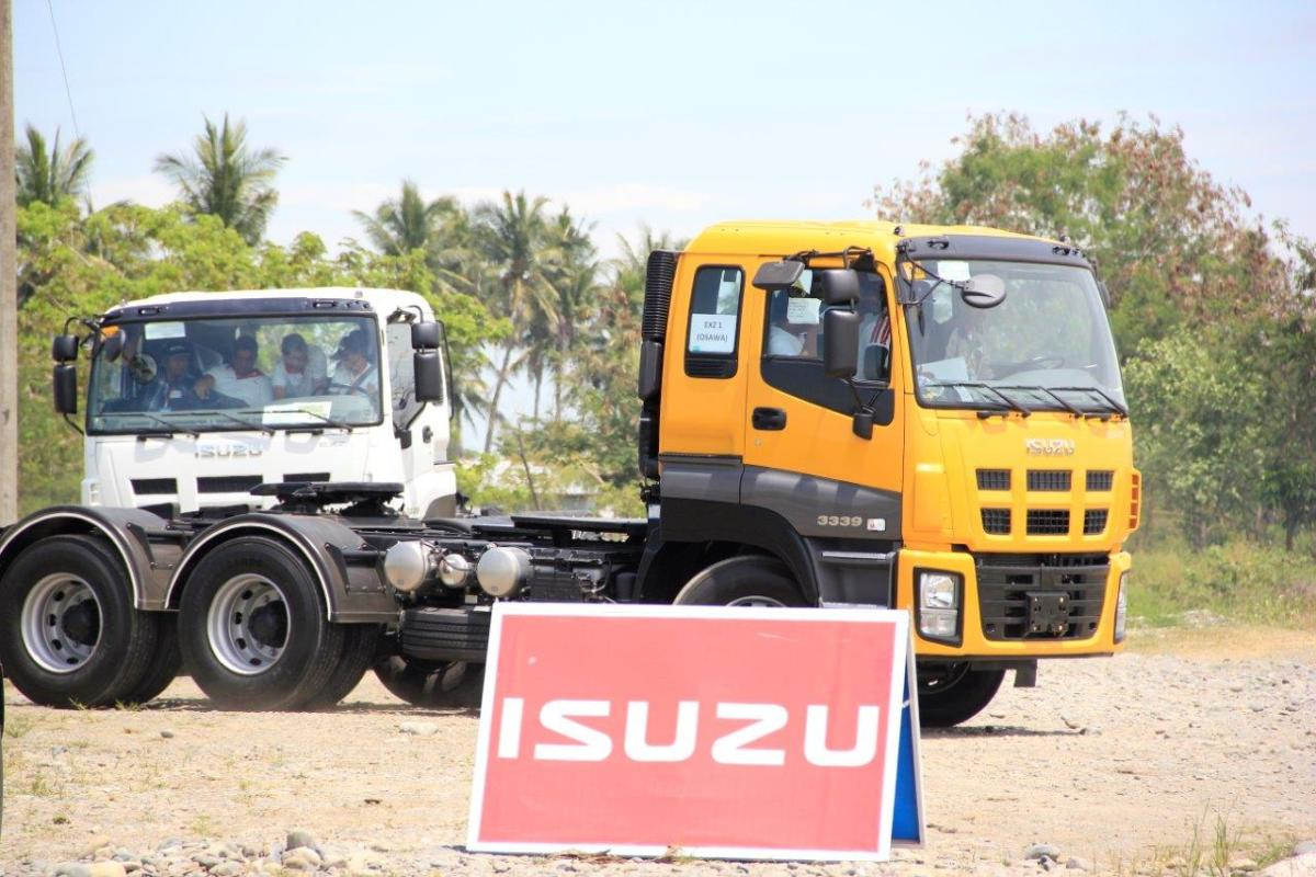 Isuzu PH educates drivers with Truck Training program